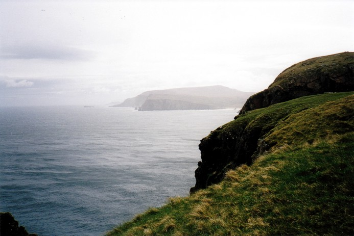 E from Cape Wrath